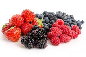 Eisbeer Beerenfrüchte